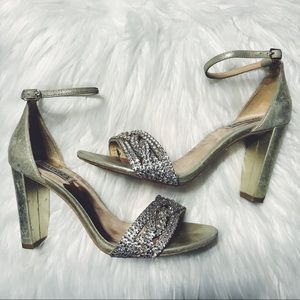 Embellished Evening Shoe.